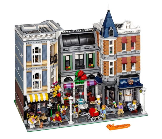 LEGO Creator 10255 Plac Zgromadzeń - 415974 - zdjęcie 5