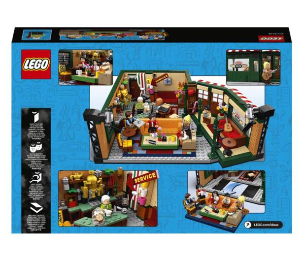 LEGO IDEAS 21319 Friends Central Perk - 532875 - zdjęcie 6