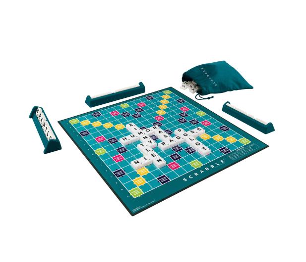 Mattel Scrabble Original - 158697 - zdjęcie 2
