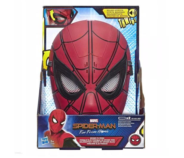 Hasbro Spider-Man Maska - 1023034 - zdjęcie