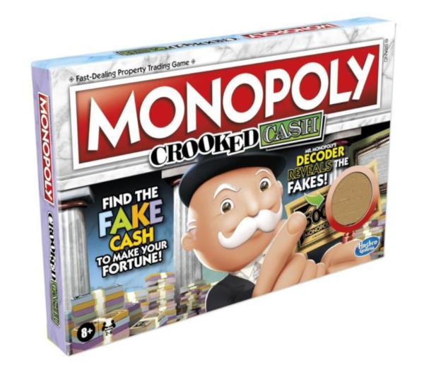 Hasbro Monopoly Trefna Kasa - 1023949 - zdjęcie