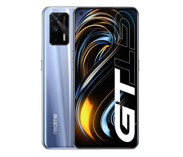 realme GT 8/128GB Sonic Silver 5G 120Hz - 679932 - zdjęcie