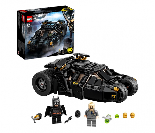 LEGO DC Batman™ 76239 Tumbler: starcie ze Strachem na Wróble™ - 1026665 - zdjęcie 6