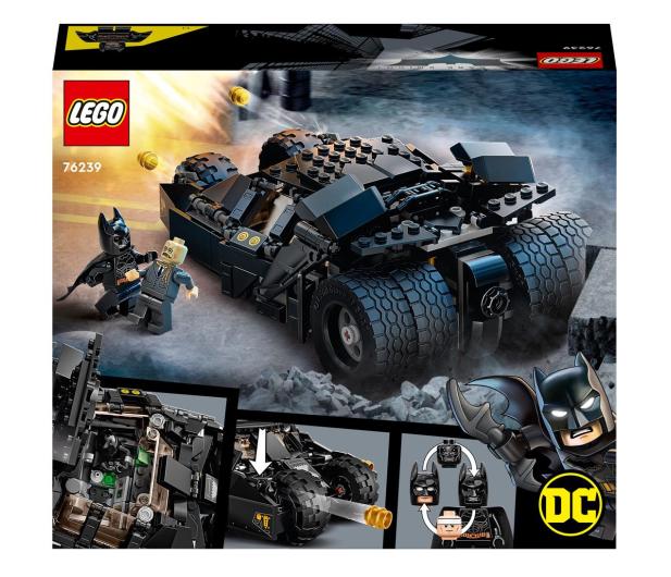 LEGO DC Batman™ 76239 Tumbler: starcie ze Strachem na Wróble™ - 1026665 - zdjęcie 7