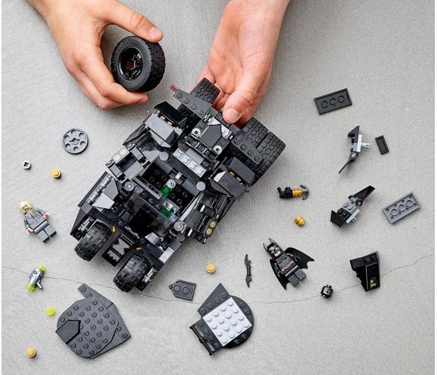 LEGO DC Batman™ 76239 Tumbler: starcie ze Strachem na Wróble™ - 1026665 - zdjęcie 2