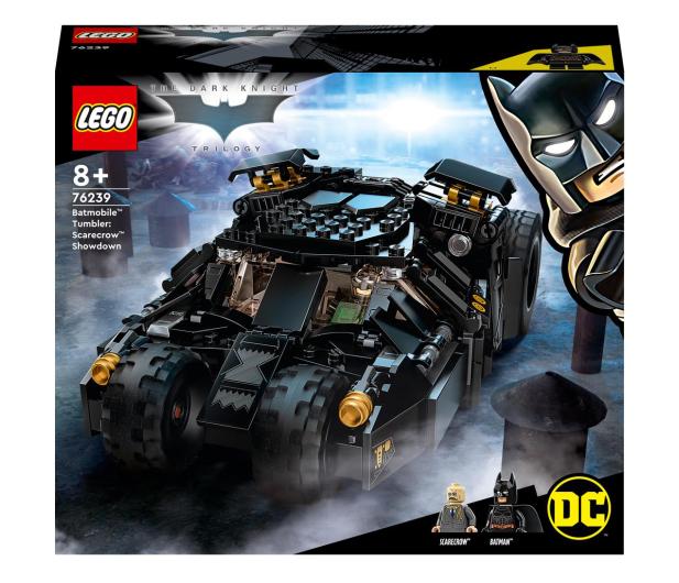 LEGO DC Batman™ 76239 Tumbler: starcie ze Strachem na Wróble™ - 1026665 - zdjęcie