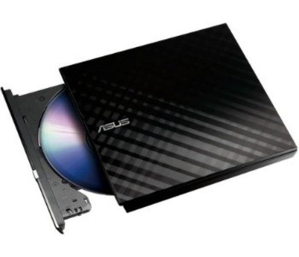 ASUS SDRW-08D2S-U Slim USB czarny BOX - 75122 - zdjęcie