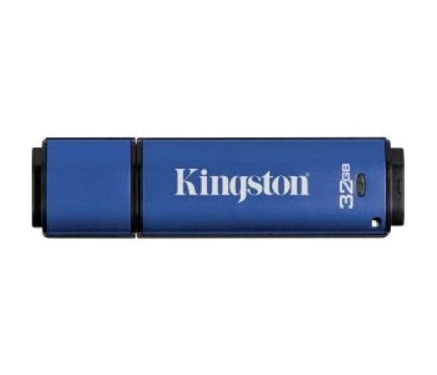 Kingston 32GB DataTraveler VP30 AES Encrypted USB 3.0 - 162180 - zdjęcie 3