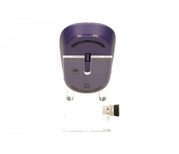 Microsoft 1850 Wireless Mobile Mouse (fioletowa) - 185694 - zdjęcie 8