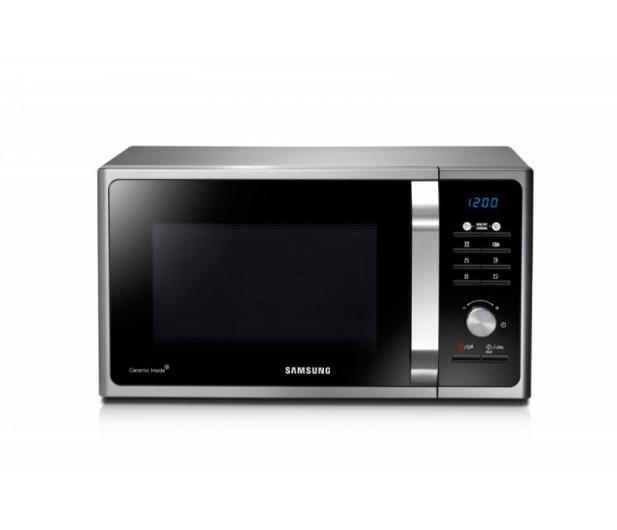 Samsung MS23F301TAS inox - 214579 - zdjęcie 4