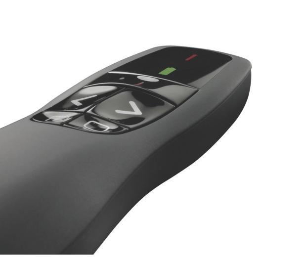 Logitech R400 Wireless czarny - 119347 - zdjęcie 3