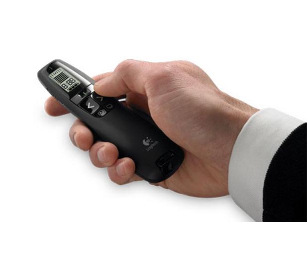 Logitech R700 Wireless czarny - 120573 - zdjęcie 3