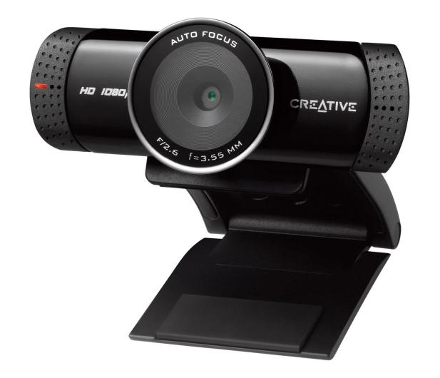 Creative Live! Cam Connect HD 1080p (Full HD) - 127361 - zdjęcie 3