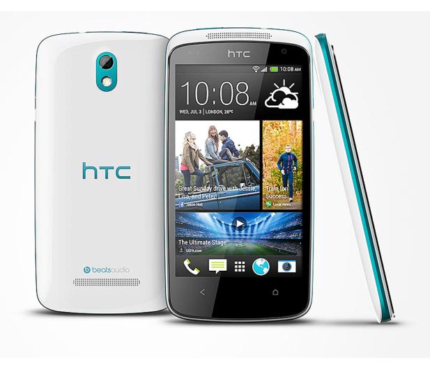 Htc Desire 500 Niebieski Smartfony I Telefony Sklep Internetowy Al To