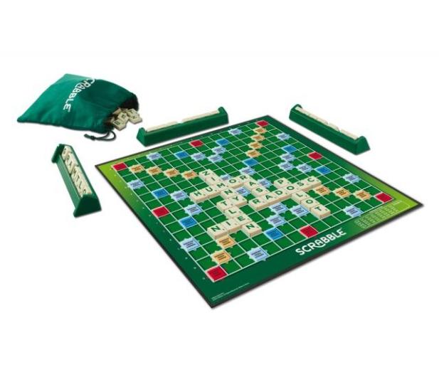 Mattel Scrabble Original - 158697 - zdjęcie 3
