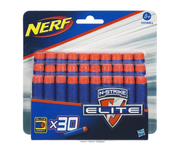 NERF N-Strike Elite Zestaw 30 strzałek - 162677 - zdjęcie