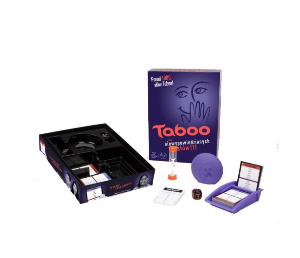 Hasbro Taboo - 162697 - zdjęcie 3