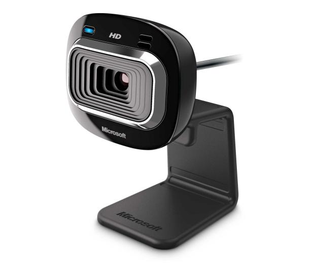 Microsoft LifeCam HD-3000 (czarna) - 117282 - zdjęcie 2