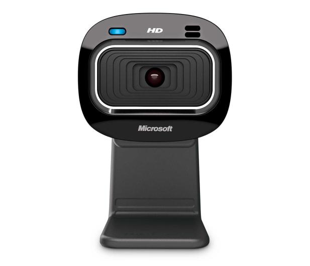 Microsoft LifeCam HD-3000 (czarna) - 117282 - zdjęcie