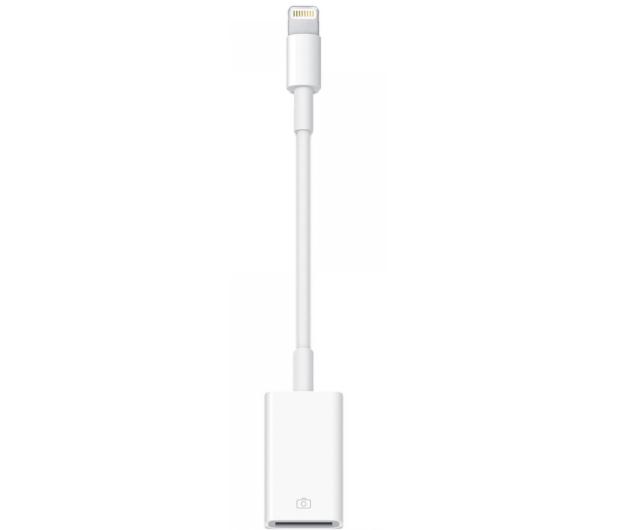 Apple Adapter Lightning - USB - 121433 - zdjęcie