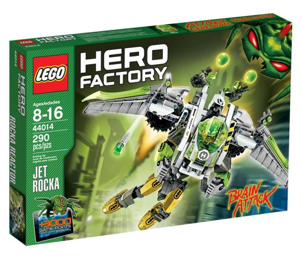 Lego Hero Factory Jet Rocka Klocki Lego Sklep Internetowy Alto