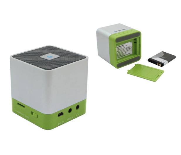 Blaupunkt BT02GR Bluetooth z FM/USB zielony - 210792 - zdjęcie 2