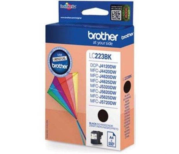 Brother LC223BK black 550 str. - 213018 - zdjęcie