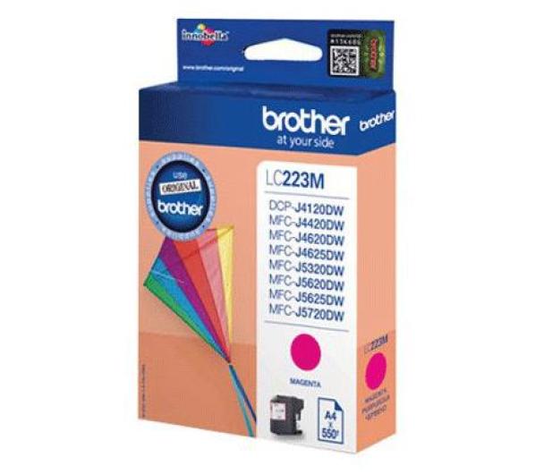 Brother LC223M magenta 550 str. - 213020 - zdjęcie