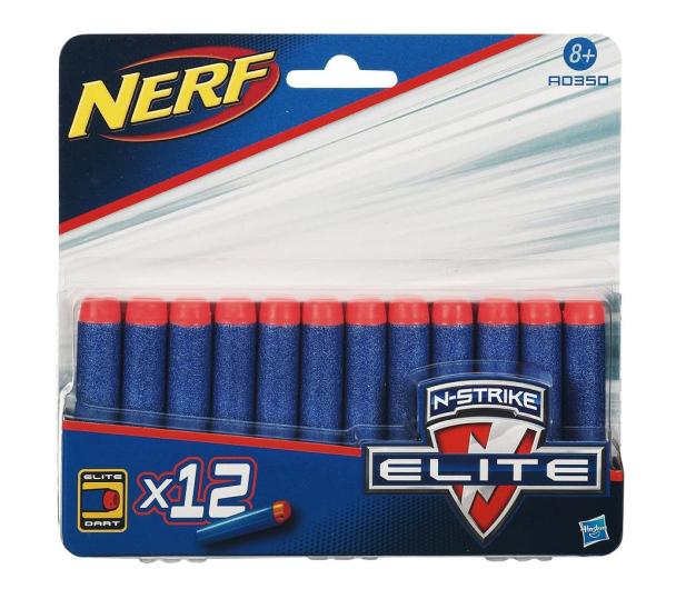 NERF N-Strike Elite Zestaw 12 strzałek  - 204413 - zdjęcie 2