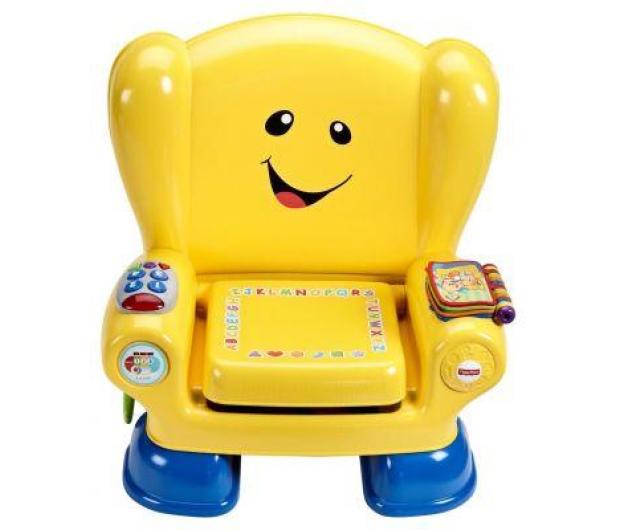 Fisher-Price Edukacyjny fotelik malucha - 215938 - zdjęcie 2