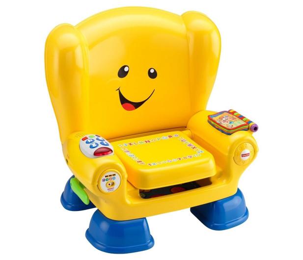 Fisher-Price Edukacyjny fotelik malucha - 215938 - zdjęcie 3