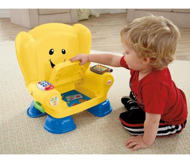 Fisher-Price Edukacyjny fotelik malucha - 215938 - zdjęcie 6