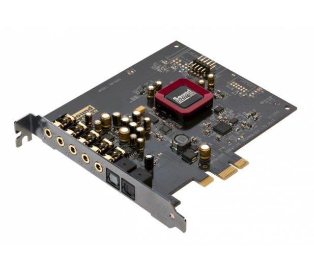 Creative Sound Blaster Z (PCI-E) OEM - 122921 - zdjęcie
