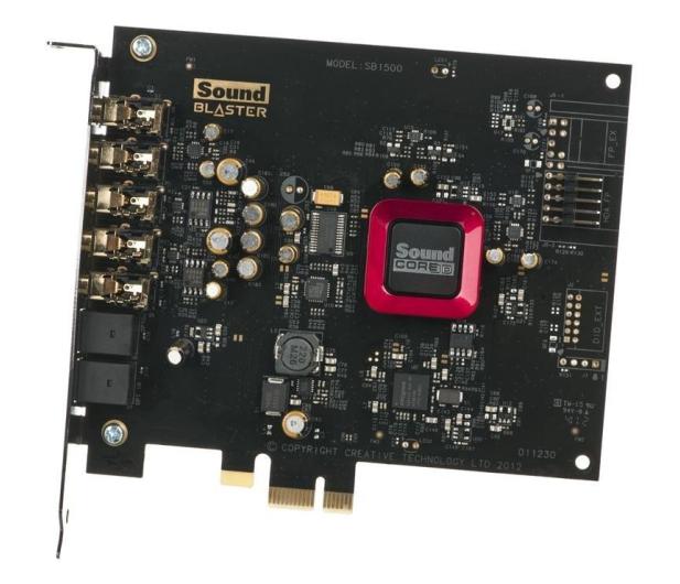 Creative Sound Blaster Z (PCI-E) OEM - 122921 - zdjęcie 2