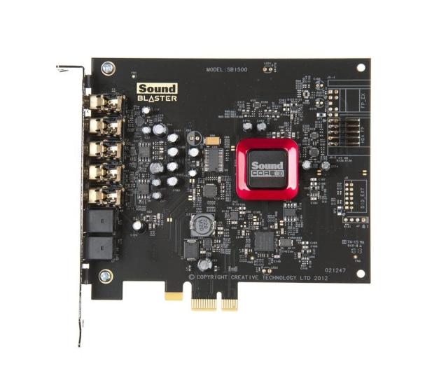 Creative Sound Blaster Z (PCI-E) OEM - 122921 - zdjęcie 3