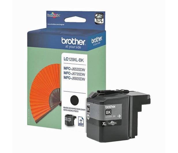 Brother LC129XLBK black 2400str. - 170060 - zdjęcie