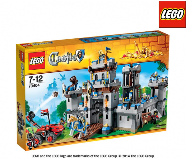 Lego Castle Zamek Królewski Klocki Lego Sklep Internetowy Alto