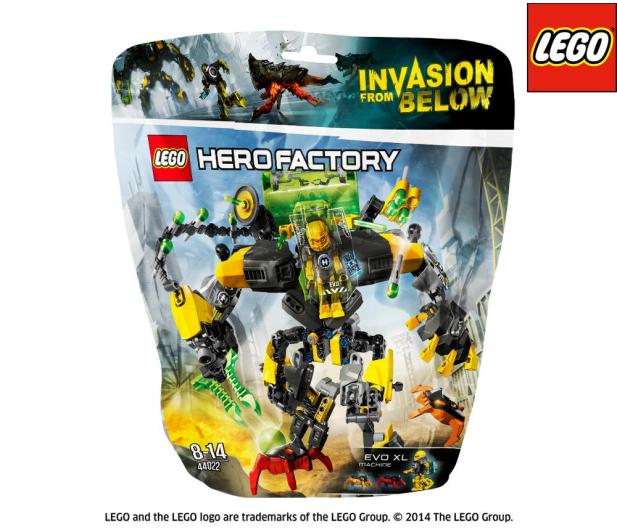 Lego Hero Factory Evo Xl Klocki Lego Sklep Internetowy Alto