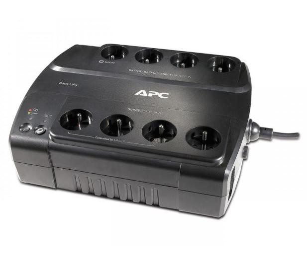 APC Back-UPS ES (550VA/330W, 8xPL, 1,8m) - 51098 - zdjęcie