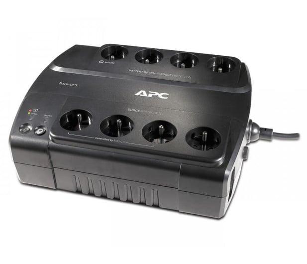 APC APC Back-UPS ES (700VA/405W) 8xPL (4+4) 1,8m - 51100 - zdjęcie