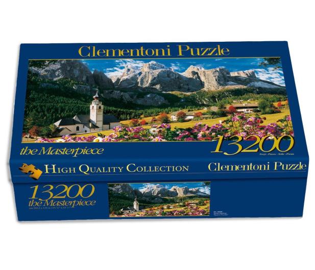 Clementoni Puzzle Sellagruppe 13200 el. - 175055 - zdjęcie