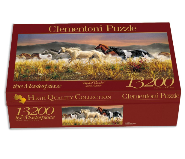 Clementoni Puzzle Band of Thunder 13200el. - 175054 - zdjęcie