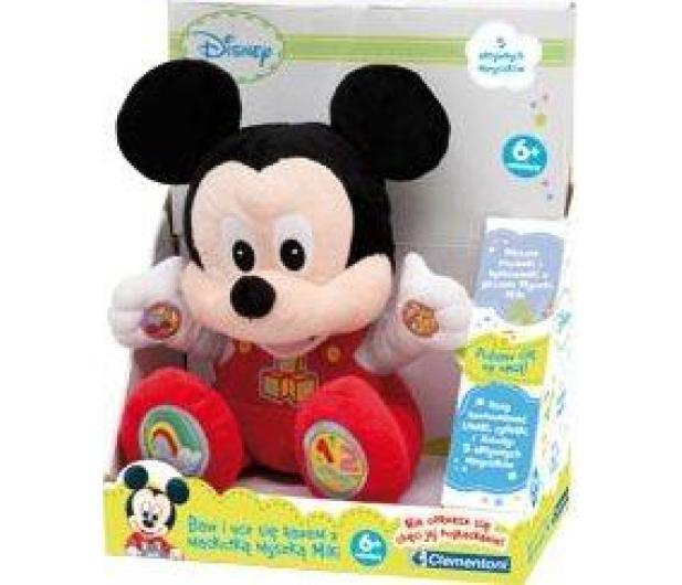 Clementoni Disney Uczący Miki pluszowy  - 175058 - zdjęcie 2