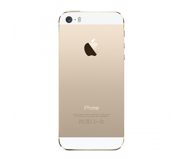 Apple iPhone 5S 32GB Gold - 167945 - zdjęcie 4