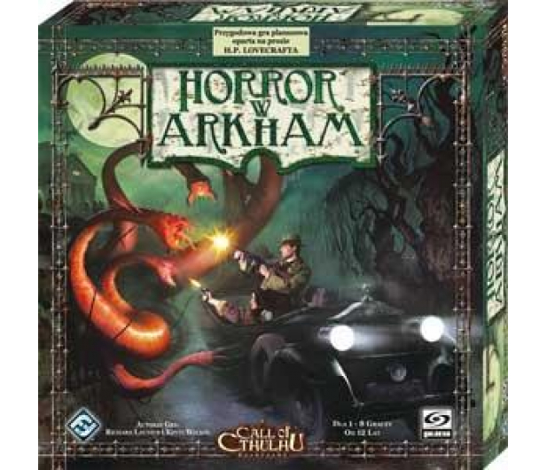 Galakta Horror w Arkham - 177320 - zdjęcie 3