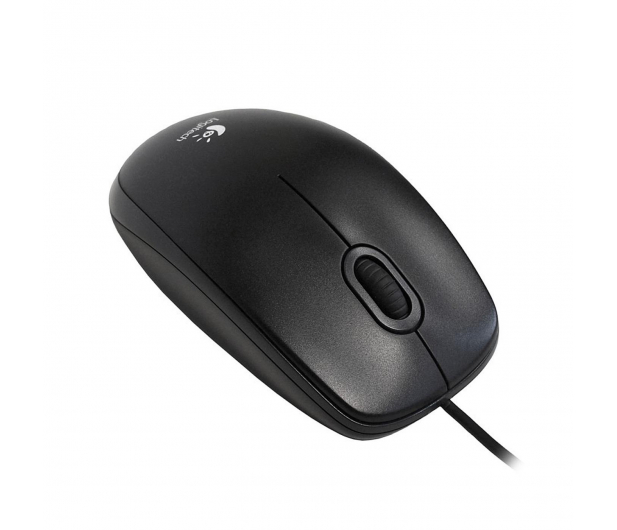 Logitech B100 czarna USB - 156127 - zdjęcie 2