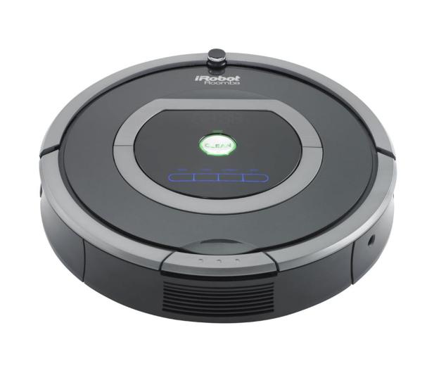 Irobot Roomba 780 33w Srebrny Odkurzacze Sklep Internetowy Al To