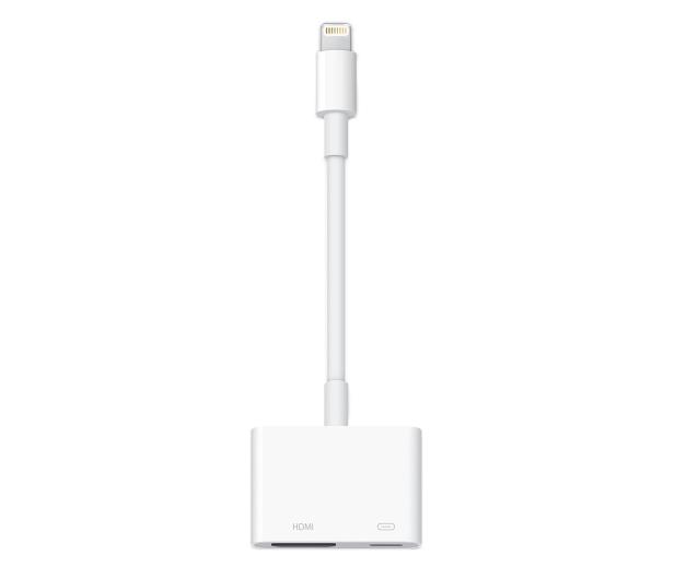Apple Adapter Lightning - HDMI  - 151749 - zdjęcie