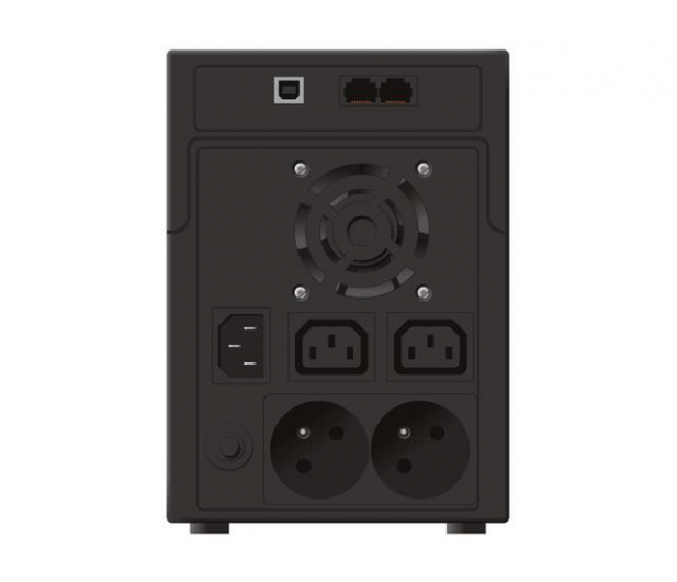 Power Walker VI 2200 (2200VA/1100W, 2xPL/IEC, USB, AVR) - 176817 - zdjęcie 2