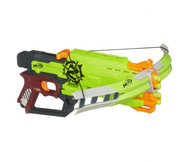 NERF Zombie Strike Kusza Crossfire Bow  - 181137 - zdjęcie